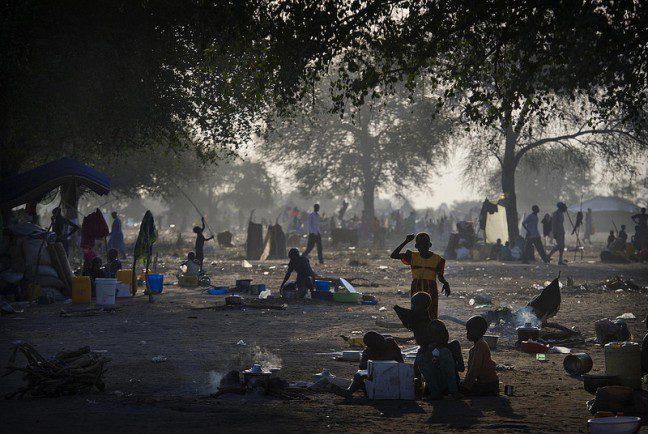 SouthSudan_camp