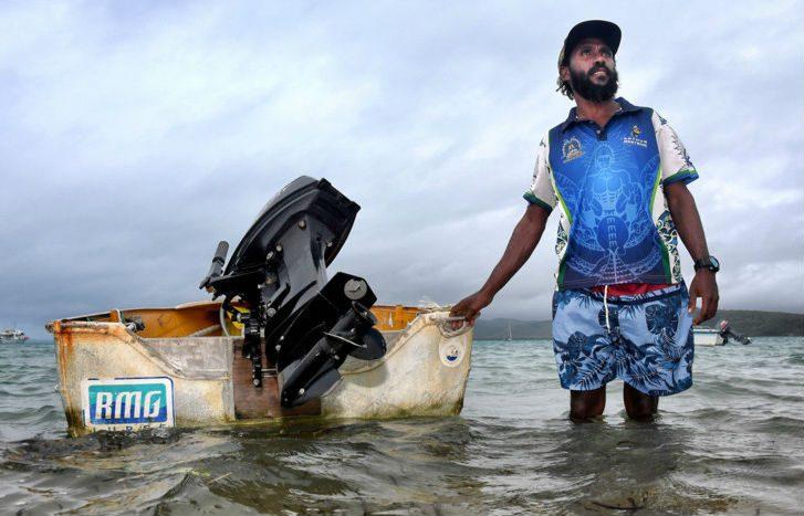 Fisherman Masig Island